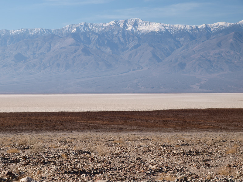 Vicino a Badwater