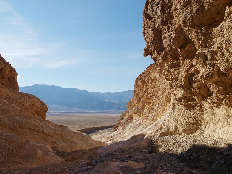 Gita da Golden Canyon a Gower Gulch
