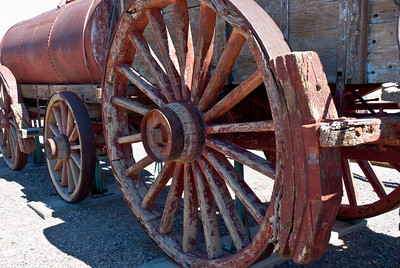 Borax Cart, Death Valley California