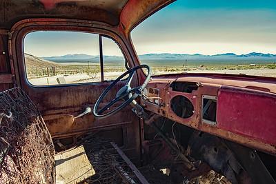Rhyolite truck