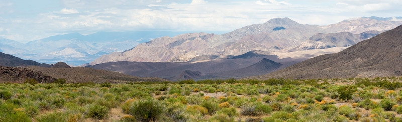 Death Valley National Park, California - April 2016