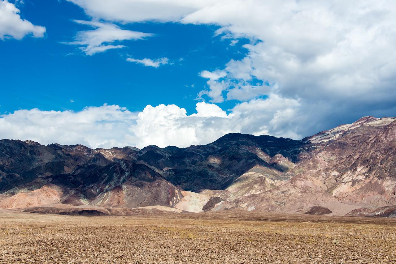 Death Valley National Park, California - April 2016
