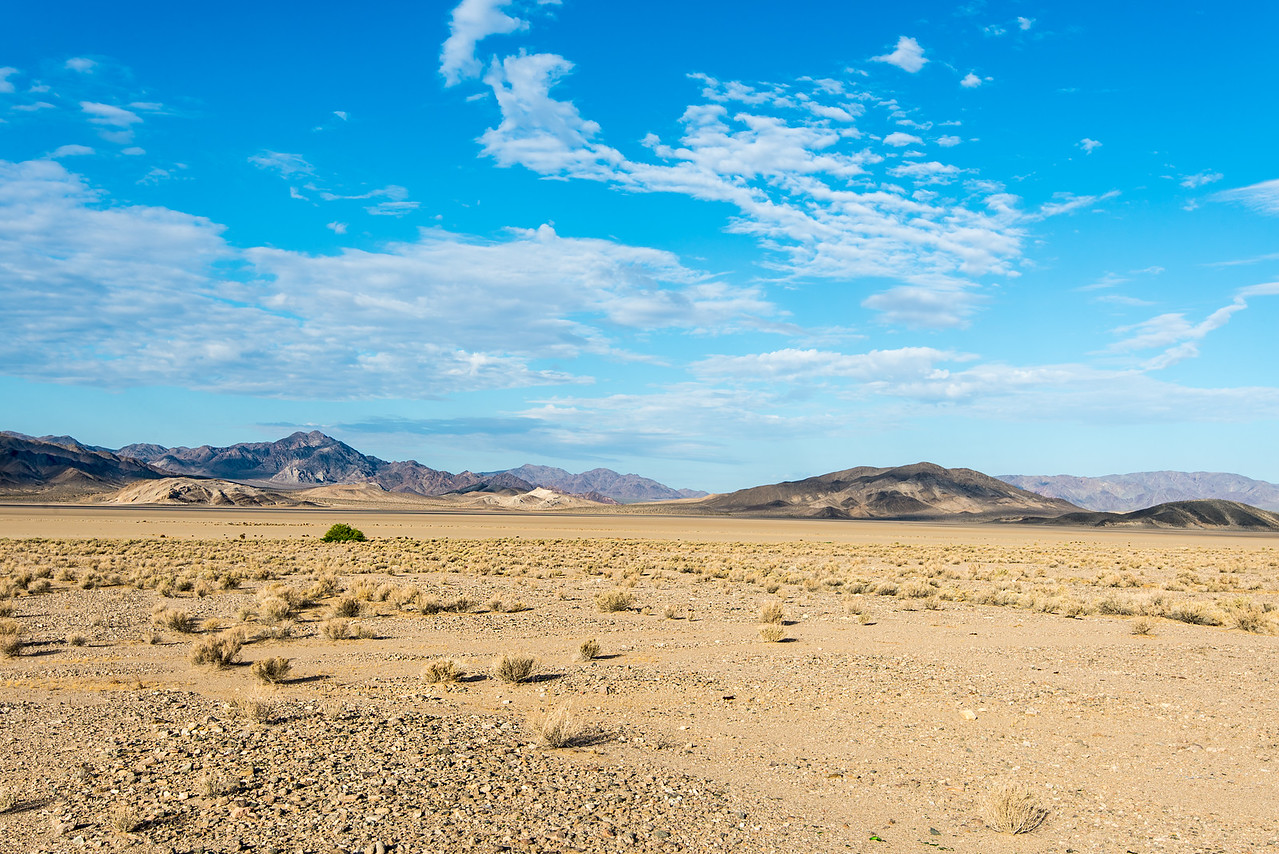 South of Death Valley National Park, California - April 2016