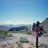Teakettle Junction, on the way to the Devil's Racetrack.