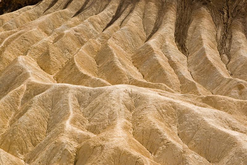 Near Harmony Borax Works in Death Valley