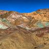 Artist Palate, Death Valley, Ca