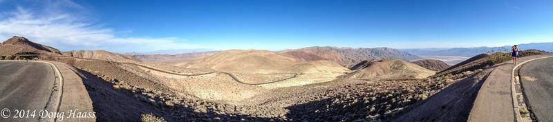 Dante's View looking east