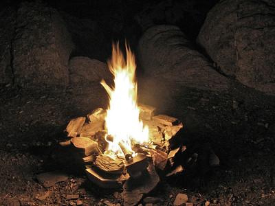 DV-campfire