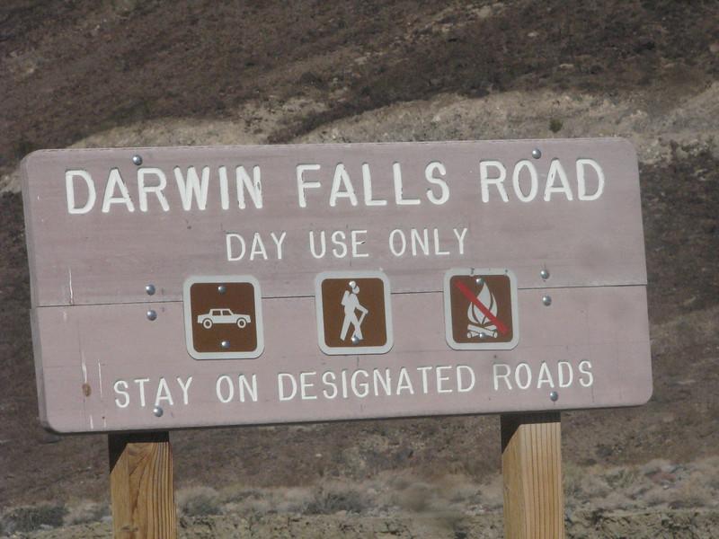 Information signage.