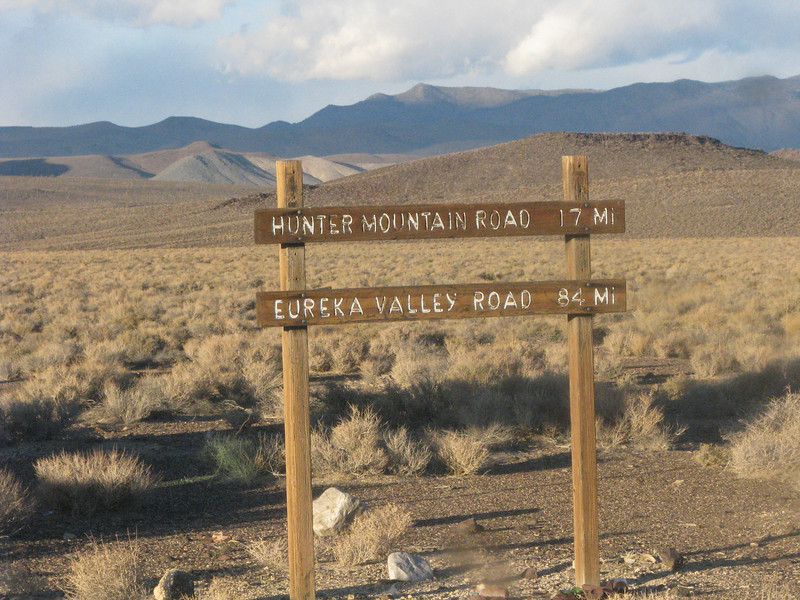 Nov.10,2013<br /> Continunning on SR190 to Panamint Spring.