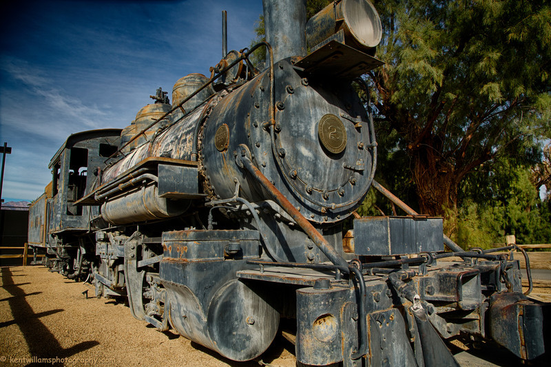 Furnace Creek Choo Choo