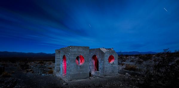 Death Valley at Night
