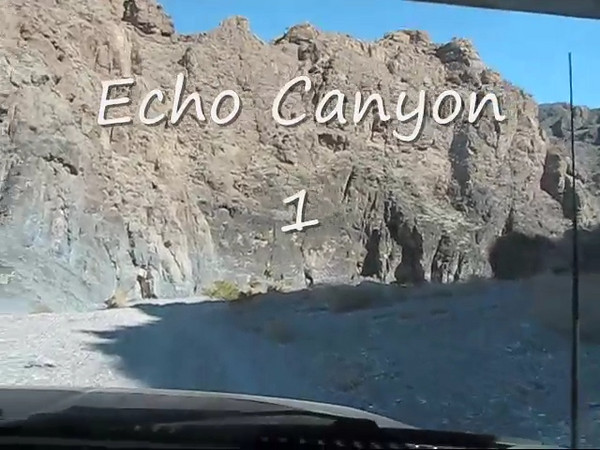 Echo Canyon 1