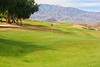 Furnace Creek Golf Course. At 214 feet below sea level, it's the world's lowest golf course.