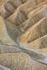 Sunrise at Zabriskie Point. Nice S curve and leading lines.