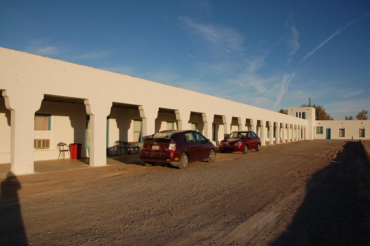 Amargosa Motel