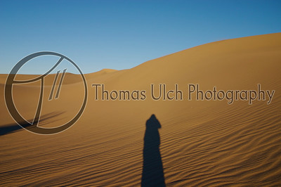 Some dude with a camera! Death Valley, California.