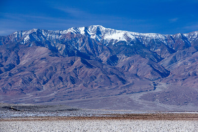 The Salt Flats - Death Valley Nevada