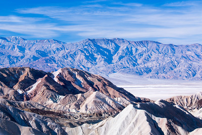 Zabriskie Point- Death Valley - Nevada
