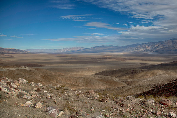 Death Valley and Joshua Tree