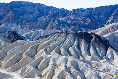 Zabriskie Point - Death Valley - Nevada