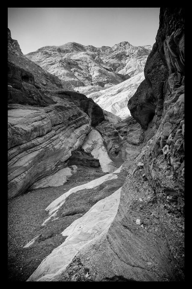 Mosaic Canyon<br /> <br /> April 2009