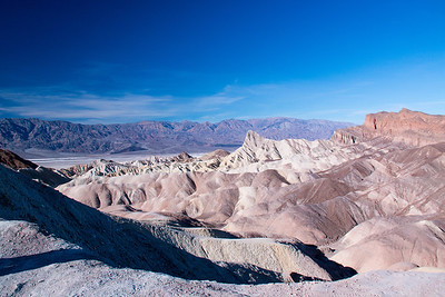 Zabriskie  Point Death Valley Nevada
