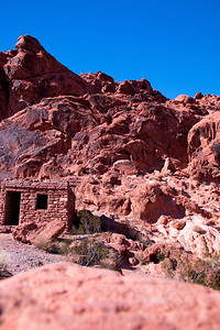 Homestead Shack- Valley of Fire- Nevada