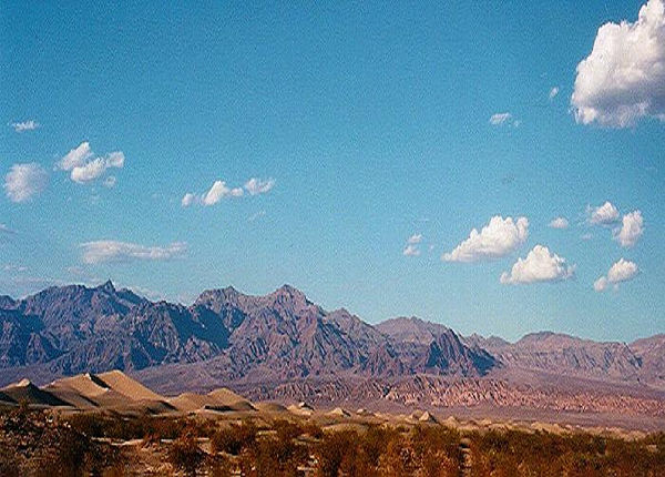 Death Valley - California<br /> January 2006