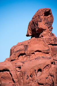 Darth Vader - Valley of Fire- Nevada
