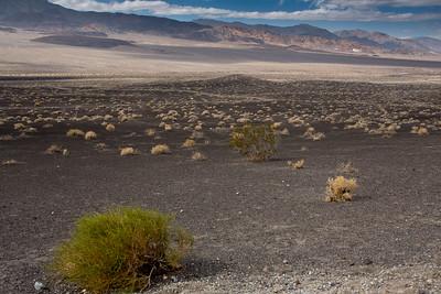Crater area