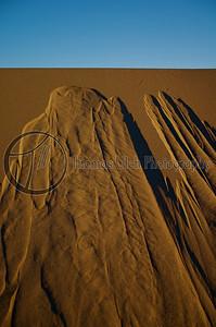 Surreal. Death Valley, California.