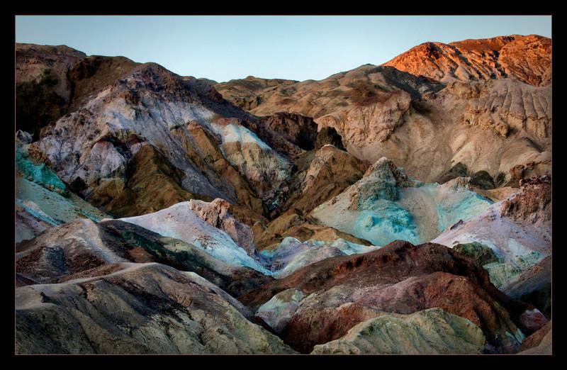 Artist's Palette<br /> <br /> April 2009