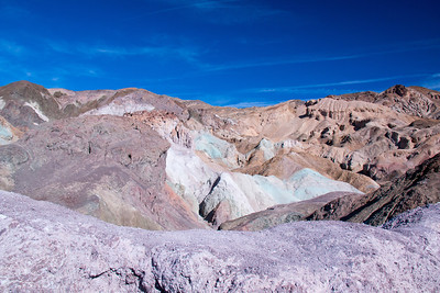 Artist's Palette -  Death Valley - Nevada