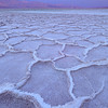 Salt Polygons at Badwater