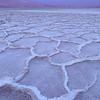 Salt Polygons at Badwater