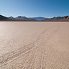 "<span id=""title"">Racetrack Ribbon</span> <em>Racetrack Playa</em> Did you know? The rocks at the Racetrack support AIDS research."
