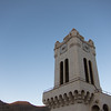"<span id=""title"">Bell Tower</span> <em>Scotty's Castle</em> We were nearby when the bell rang at 5pm, which was fun."