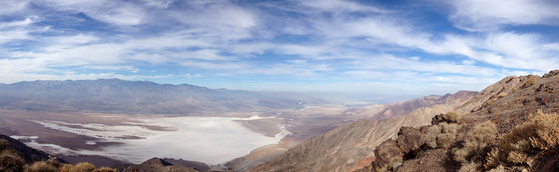 """<span id=""""title"""">Dante's View Panorama</span> <em>Dante's View</em> Created with the AutoStitch iPhone app."""