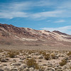 "<span id=""title"">Striped Mountain</span> <em>Furnace Creek Road</em> I stopped to take a photo of this pinkish mountain on our way down from Dante's View. It was just too compelling not to."