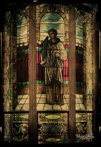 Stained Glass - Jefferson Hotel