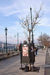 A stroll along the promenade.