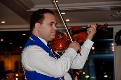 Marvelous violinist!