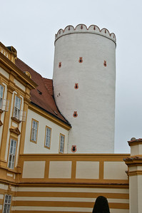 This tower is the oldest part of the Abbey.