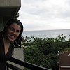 12/21 - Morgan on the lanai - Ocean View