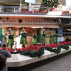 12/21 - Hula girls performing at Ala Moana Shopping Center