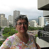12/21 - Mom on the Lanai - Mountain / City view
