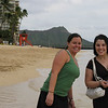 12/21 - Waikiki Beach and Diamond Head in the background