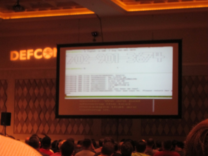 Femto cell CDMA man-in-the-middle attack platform