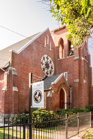 St. Pauls' Catholic Church, Delaware